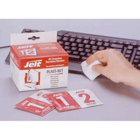 JEL B/25 LINGT PLAST NET 253830
