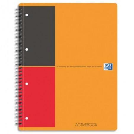 OXF ACTIVEBOOK A4+ L6 100102994