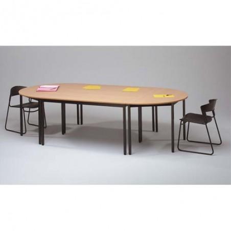 STB TABLE POLYV 1/2 RND 120 HE/N EXDR120