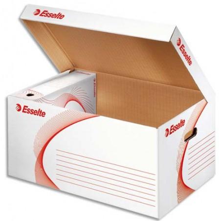 ESD CONT BOXY BLC OUV DESSUS 128900