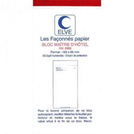 ELV BLOC MAITDHOT 75X150 50/2 ATCP 2222