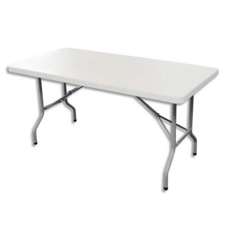 STB TABLE PLIANTE POLYET 152X76 YCZ-152