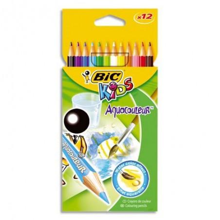 BIC E/12 CRAY AQUACOULEUR ASS 8575613