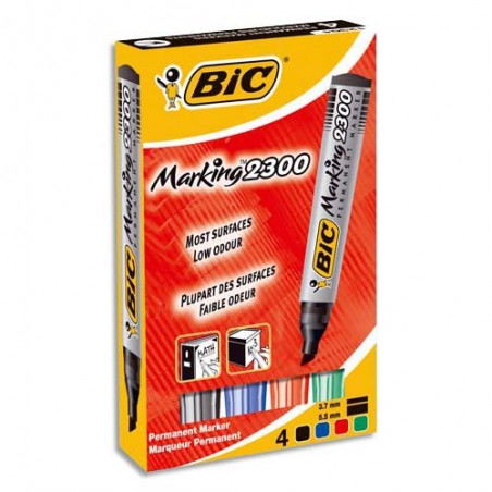 BIC P/4 MARQ PERM 2304 BIS ASS 8209222