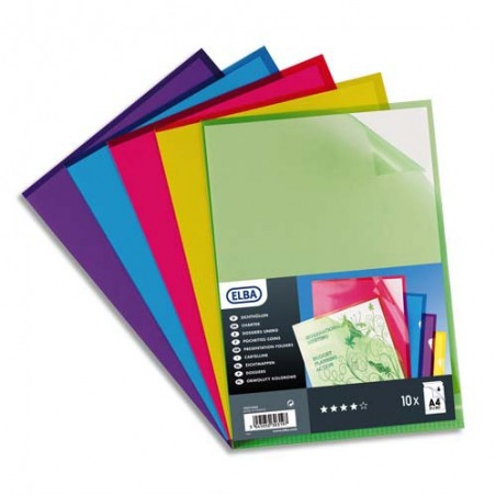 ELB S/10PC PVC 15/100E ASS FUN 100210494