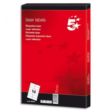 5ET B/1400 ETQ LASER 99.1X38.1 S296794