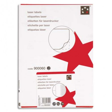 5ET B/2100 ETQ LASER 63.5X38.1 S296778