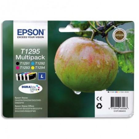 EPS MULTIPACK 4 COUL C13T12954012/10