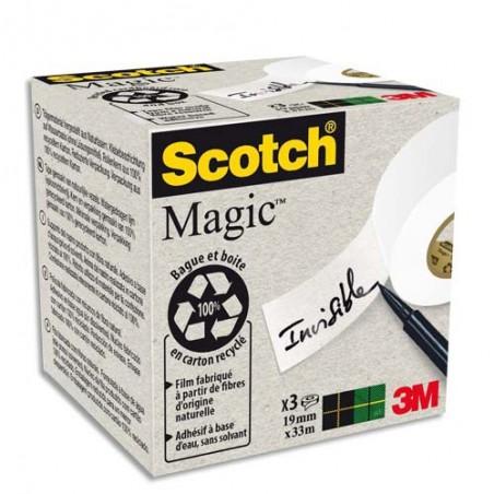 SCO B/9 RUB MAGIC 19X33 RECYCLE BP308