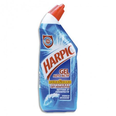 HRI GEL 750ML AUTO ACT HARPIC PV10044001