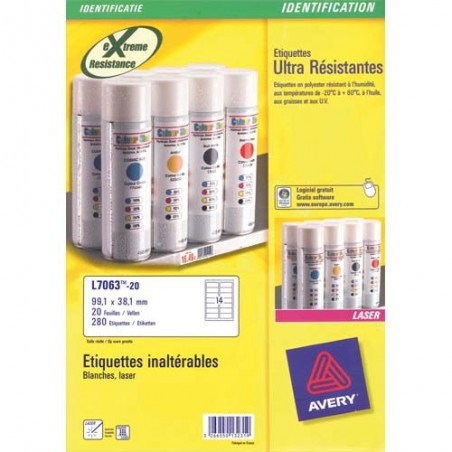AVE B/200 ETQ EXPE 99.1X67.7 L7993-25