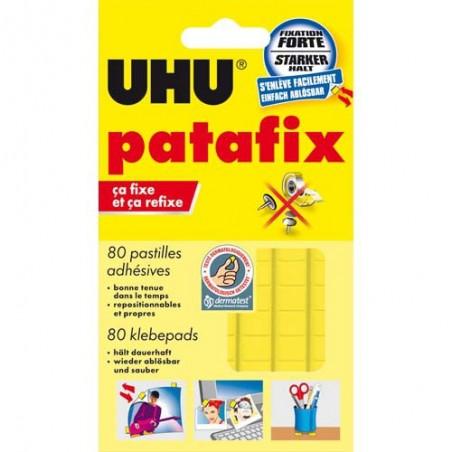 UHU E/6 BDE PATAFIX GOM ADHE 50140