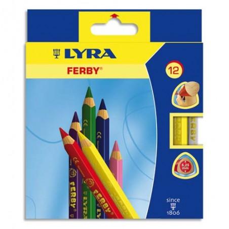 LYR ETUI 12 LYRA FERBY L3621120