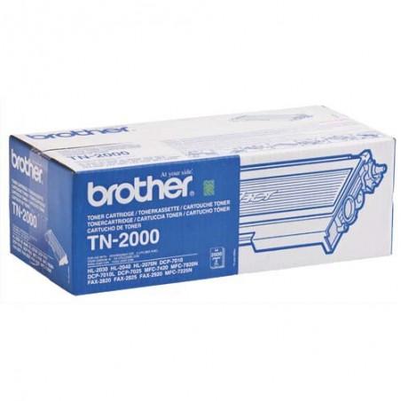 BRO KIT TONER NOIR TN2000
