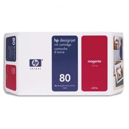HWP CART JET ENCRE NO 80 MAGENTA C4847A
