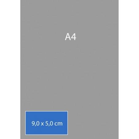 Cartes de visite 9,0 x 5,5 cm