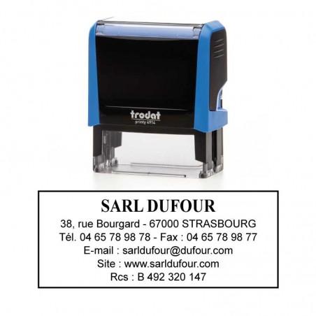 Tampon Printy 4914 - 64x26mm