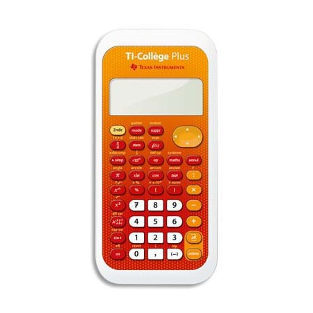 TEX CALC SCIENTIFIQUE TI COLLEGE PLUS